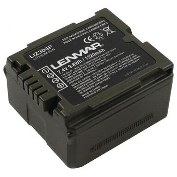 Lenmar LIZ304P (аналог аккумулятора Panasonic VW-VBGxxx, 7.2V, 1320mAh]