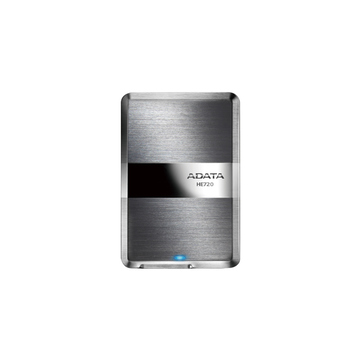 "Внешний жесткий диск 1 TB A-Data HE720 Silver (2.5"""", USB3.0, металлический корпус"
