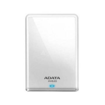 """Внешний жесткий диск 2Тб A-Data HV620 White (2.5"""", USB3.0)"""