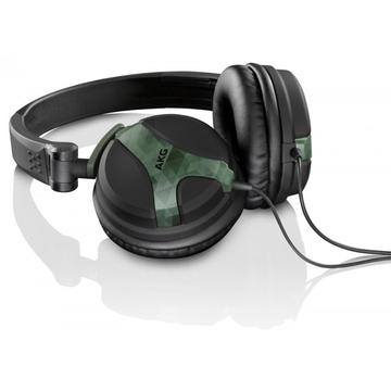AKG K 518 Delta Black Olive