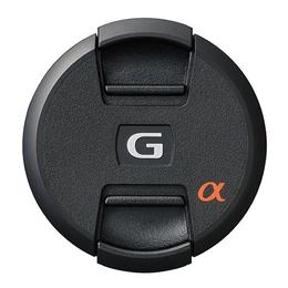 Крышка Sony ALC-F55G (передняя, для объектива 55мм, с логотипом G)