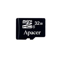 MicroSDHC 32Гб Apacer Класс 4 (без адаптера, с Multifon)
