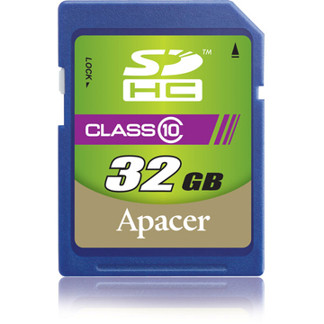 SDHC 32Гб Apacer Класс 10