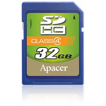 SDHC 32Гб Apacer Класс 4