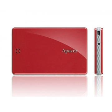 "640GB Apacer AC203 Red (2.5"", USB2.0)"