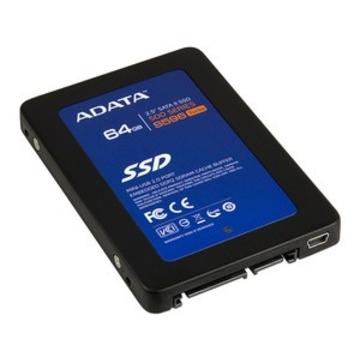 Твердотельный накопитель SSD A-data S596 64GB