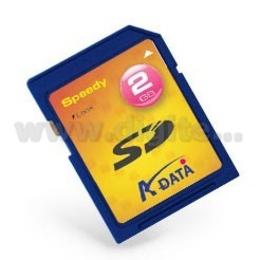 SD 02Гб A-Data My Flash Speedy