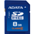 SDHC 08Гб A-Data Класс 4
