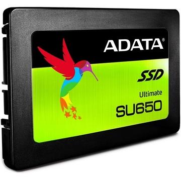 Твердотельный накопитель SSD A-data SU650 240GB