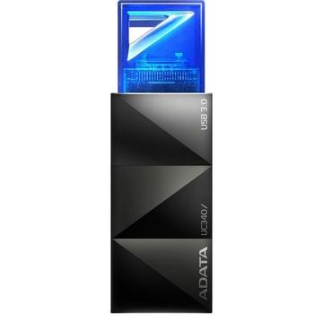 Флешка USB 3.0 A-Data UC340 128гб Blue
