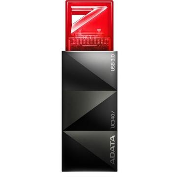 Флешка USB 3.0 A-Data UC340 32Гб Red