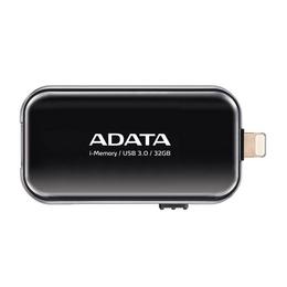 Флешка USB 3.0 A-Data UE710 i-Memory Elite 32Гб Black