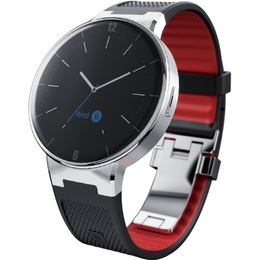Смарт-часы Alcatel Onetouch Smartwatch Black