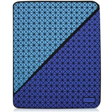 Чехол Bone Cell Blue (для iPad3, силикон/микрофибра)