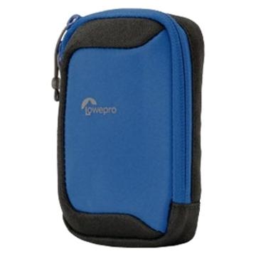Чехол для фотоаппарата Lowepro Digital Video Case 20 Blue (7.2x3.0x12см)