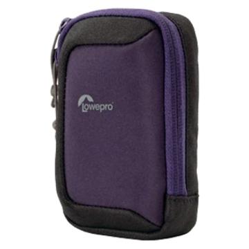 Чехол для фотоаппарата Lowepro Digital Video Case 20 Violet (7.2x3.0x12см)