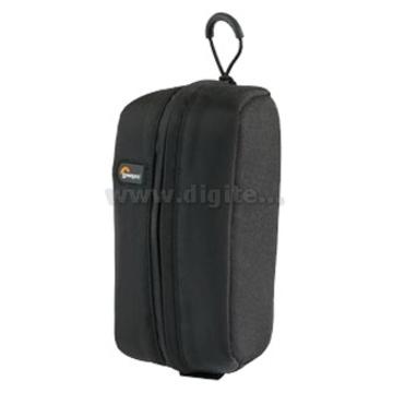 Чехол для фотоаппарата Lowepro Digital Video Case 30 Black (8х8,5см)