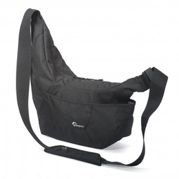 Сумка Lowepro Passport Sling III Black (внутр. 10.5x19x19 см, внеш. 14.5х44х41 см., текстиль)