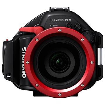 Бокс подводный Olympus PT-EP01 (для камеры E-PL1, до 40м)