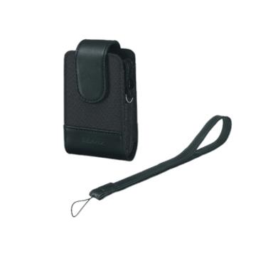 Чехол для фотоаппарата Panasonic DMW-CX12 Black (для DMC-FS/FX серий, кожа)