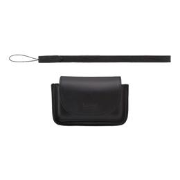 Чехол для фотоаппарата Panasonic DMW-CXA1 Black (для DMC-FS/FX серий, кожа)
