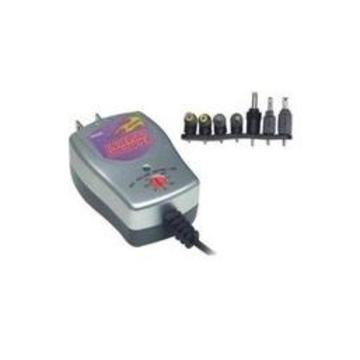 Зарядное устройство Lenmar PRO40E (сетевое, универсальное, до 2.5A, 7 переходников)