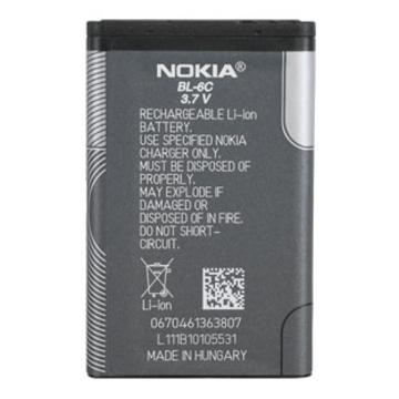 Nokia BL-6C Euro 2:2
