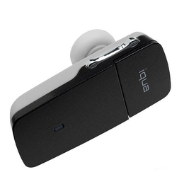 Гарнитура Bluetooth Iqua BHS-603 Black