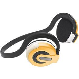 Гарнитура Bluetooth Iqua BHS-701 Orange (стерео)