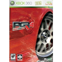 Игра Microsoft Project Gotham Racing 4 (для Xbox 360, C3S-00068, рус.)