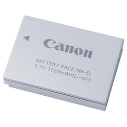 Canon NB-5L (для IXUS 800IS/850IS/860IS/900Ti/950IS/960IS, 1135B001)