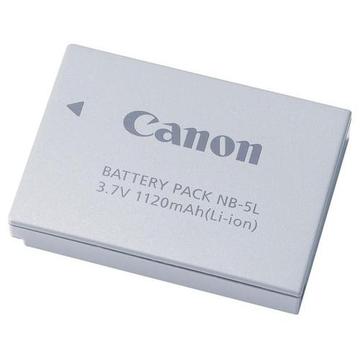 Canon NB-5L (для IXUS 800IS/850IS/860IS/900Ti/950IS/960IS, 1135B001)