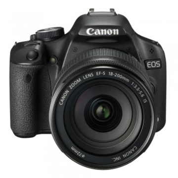 Canon EOS 500D Kit 18-200mm IS