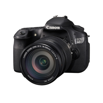 Canon EOS 60D Kit 18-200mm IS