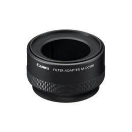 Адаптер Canon FA-DC58B (для установки светофильтров 58 мм на объектив PowerShot G12, 4721B001)