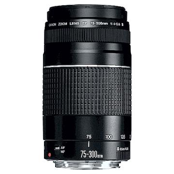Canon 75-300mm F/4-5.6 III