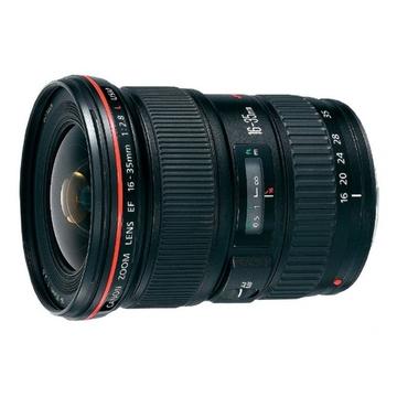 Canon 16-35mm F/2.8L USM