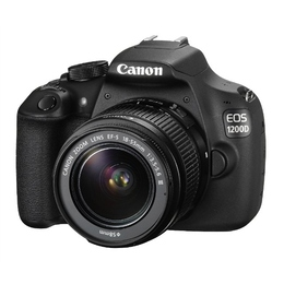Canon EOS 1200D Kit 18-55mm IS-III Black