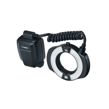 Canon Macro Ring Lite MR-14EX II (для макросъемки, кольцевая, 4AA)
