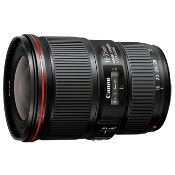 Canon 16-35mm F/4L EF IS USM