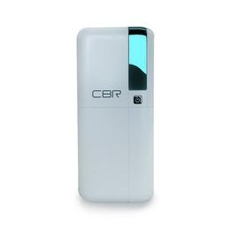 Портативный аккумулятор CBR CBP-4100 White (USB-выход, 10000mAh, 1A/2A)