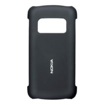 Футляр Nokia CC-3004 Black (для Nokia C6-01)