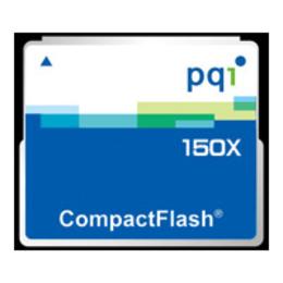 Compact Flash 04Гб PQI 150X