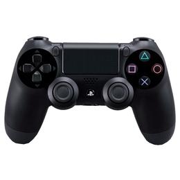 Геймпад Sony Dualshock 4 Black (беспроводной, для PS4)