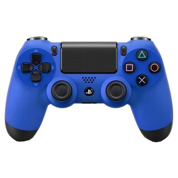 Геймпад Sony Dualshock 4 Blue (беспроводной, для PS4)