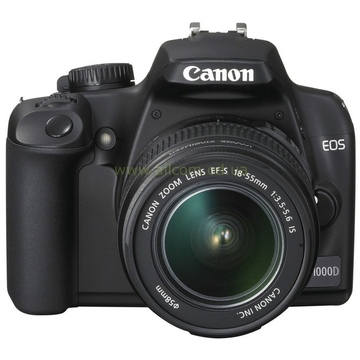 Canon EOS 1000D Kit 18-55mm DigicIII
