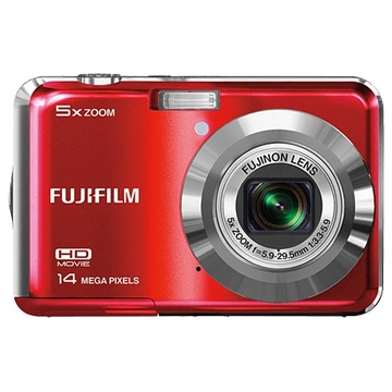 Fujifilm FinePix AX500 Red