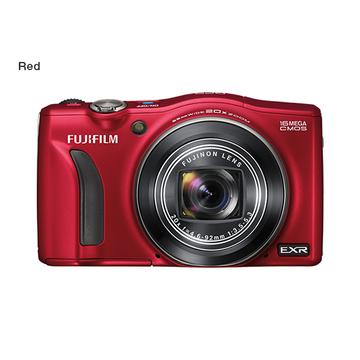 Fujifilm FinePix F770EXR Red