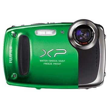 Fujifilm FinePix XP50 Green