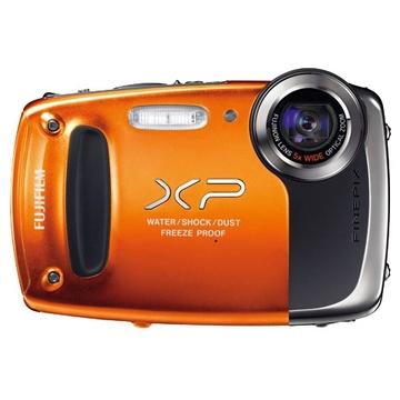 Fujifilm FinePix XP50 Orange